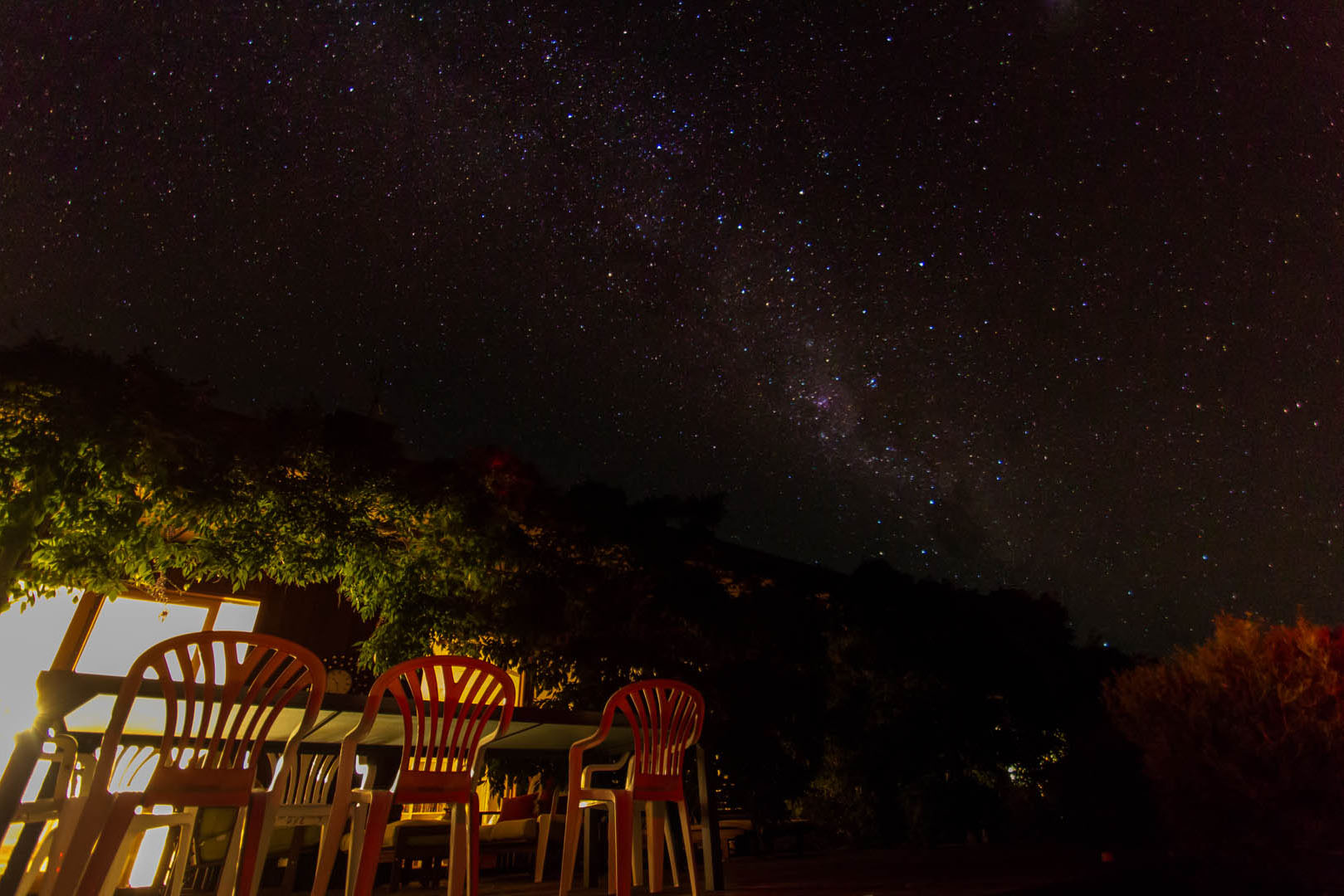 milky way henty lodge ferguson valley